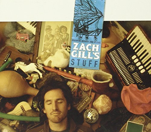Zach Gill Stuff Digipak