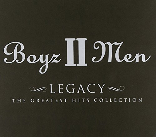Boyz Ii Men Legacy (greatest Hits) Ecopak