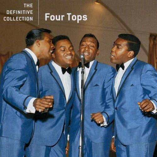 Four Tops Definitive Collection
