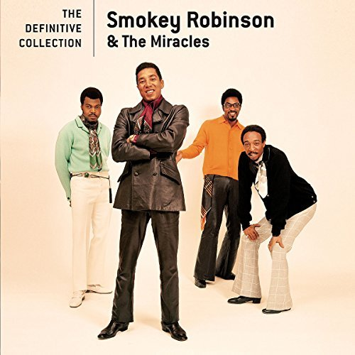 Smokey & The Miracles Robinson Definitive Collection