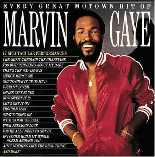Marvin Gaye Every Great Motown Hit Ecopak