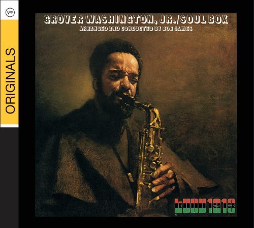Grover Jr. Washington Soulbox