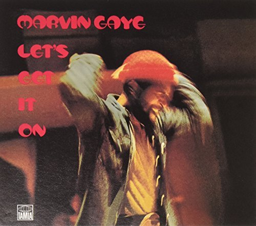 Marvin Gaye Let's Get It On Ecopak