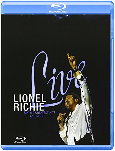 Lionel Richie Live (blu Ray) Import Gbr Blu Ray