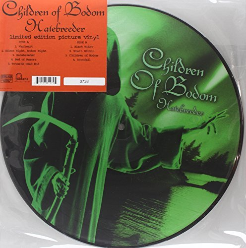 Children Of Bodom Hatebreeder