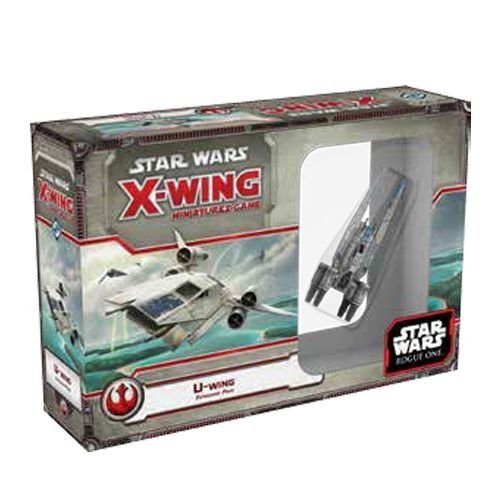 Fantasy Flight Games Star Wars X Wing U Wing