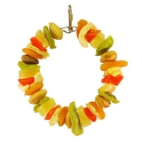 Happy Beaks Deluxe Fruit Ring Toy Happy Beaks Deluxe Fruit Ring Toy Ea Happy Beaks Deluxe Fruit Ring Toy