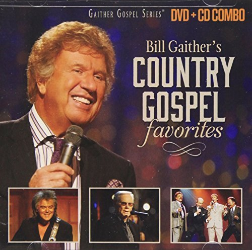 Bill Gaither Statler Brothers Gaither Vocal Band G Bill Gaither's Country Gospel Favorites (with Excl