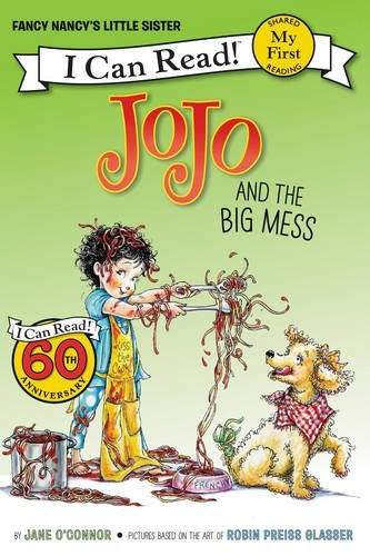 Jane O'connor Jojo And The Big Mess