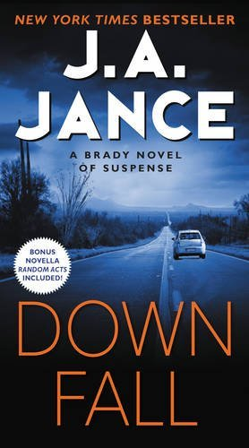 J. A. Jance Downfall A Brady Novel Of Suspense