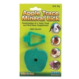 Apple Min W Holder Assorted 72 Apple Trace Mineral Lick Ea
