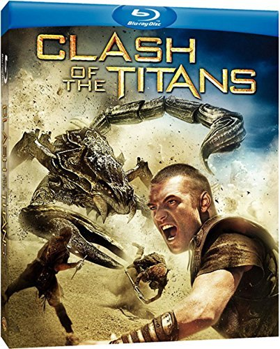 Clash Of The Titans [blu Ray] Blu Ray