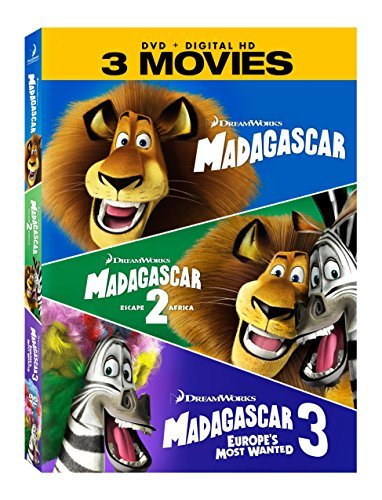 Madagascar Collection Madagascar 1 3