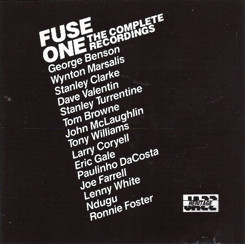 Fuse One The Complete Recordings