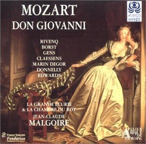 W.A. Mozart Don Giovanni