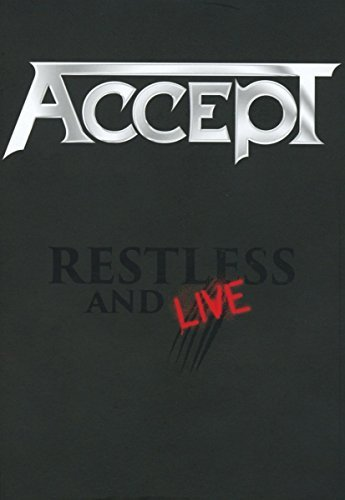 Accept Restless & Live Import Gbr Incl. CD