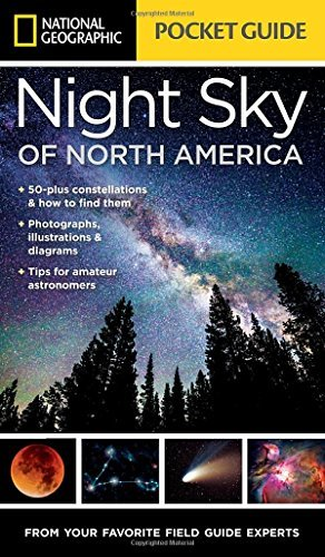 Catherine Herbert Howell National Geographic Pocket Guide To The Night Sky