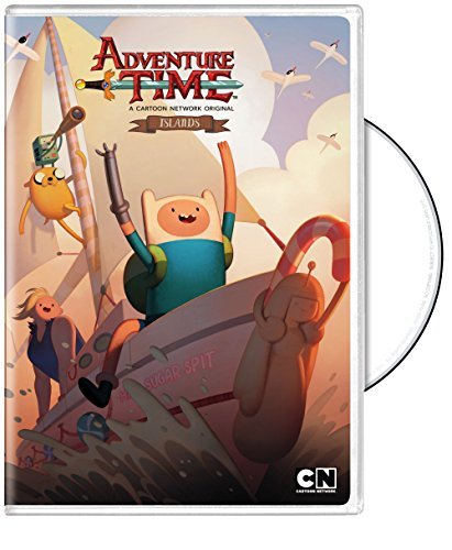 Adventure Time Islands Miniseries DVD