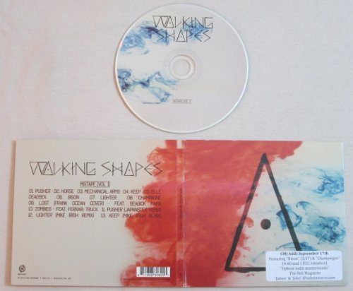 Walking Shapes Mixtape Volume 1