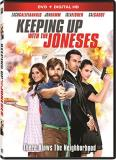 Keeping Up With The Joneses Galifianakis Fisher Hamm Gadot DVD Dc Pg13