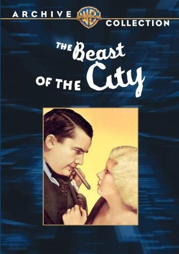 Beast Of The City Huston Harlow Ford Bw DVD R Nr