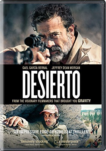 Desierto Bernal Morgan DVD R