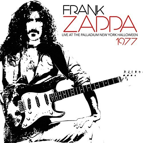 Frank Zappa Live At The Palladium New York Halloween 1977