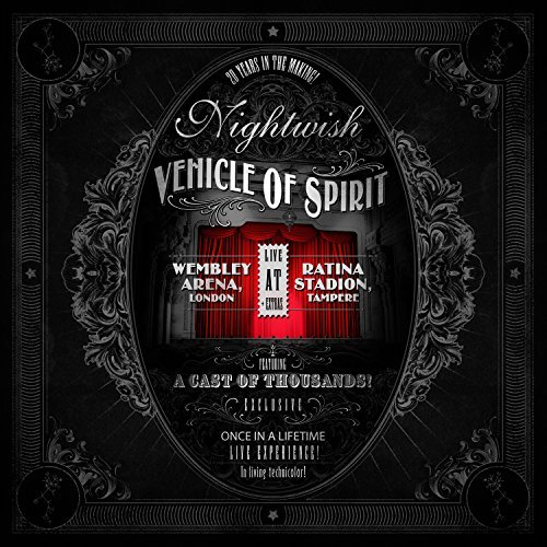 Nightwish Vehicle Of Spirit (cd + Dvd)