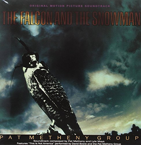 Pat Metheny Falcon & The Snowman Import Eu