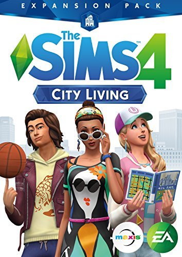 Pc Sims 4 City Living ***code In Box. No Disc***