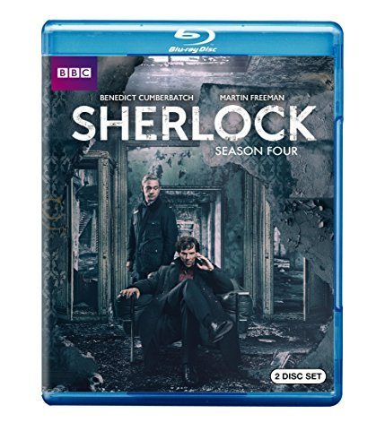 Sherlock Season 4 Blu Ray