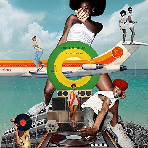 Thievery Corporation Temple Of I & I