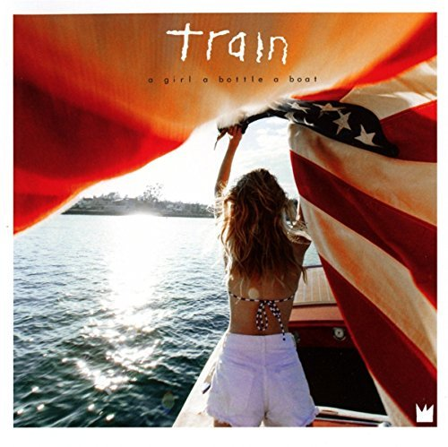 Train Girl A Bottle A Boat