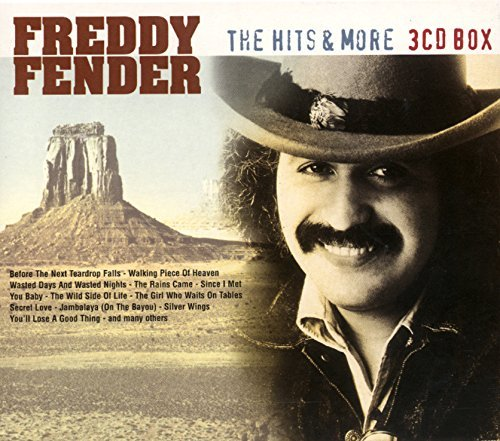 Freddy Fender Hits & More Import Eu