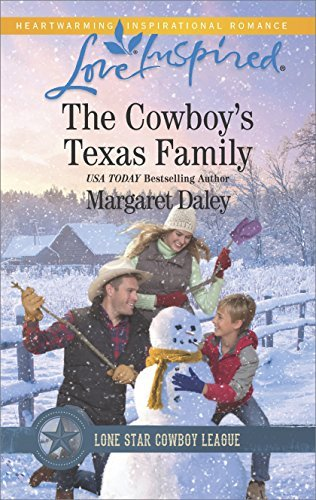 Margaret Daley The Cowboy's Texas Family