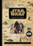 Lucasfilm Book Group Star Wars Galactic Maps An Illustrated Atlas Of The Star Wars Universe