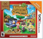 Nintendo 3ds Animal Crossing New Leaf Welcome Amiibo (nintendo Selects)