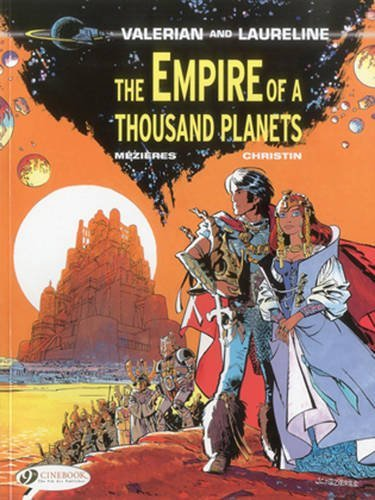 Pierre Christin The Empire Of A Thousand Planets