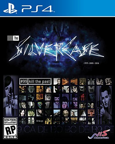 Ps4 Silver Case