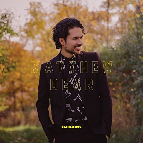 Matthew Dear Matthew Dear Dj Kicks 2lp Gatefold + CD