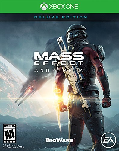 Xbox One Mass Effect Andromeda Deluxe