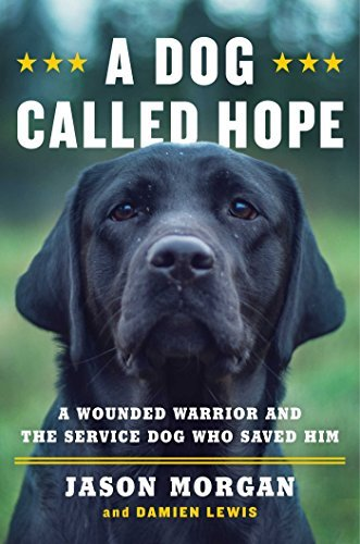 Jason Morgan A Dog Called Hope A Wounded Warrior And The Service Dog Who Saved H