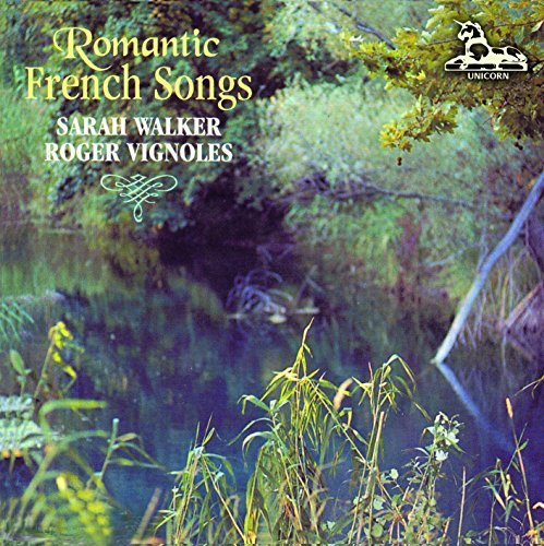 Debussy Enesco Roussel Romantic French Songs
