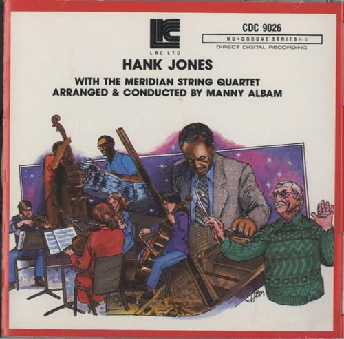 Hank With Meridian Quart Jones Hank Jones With Meridian Quart