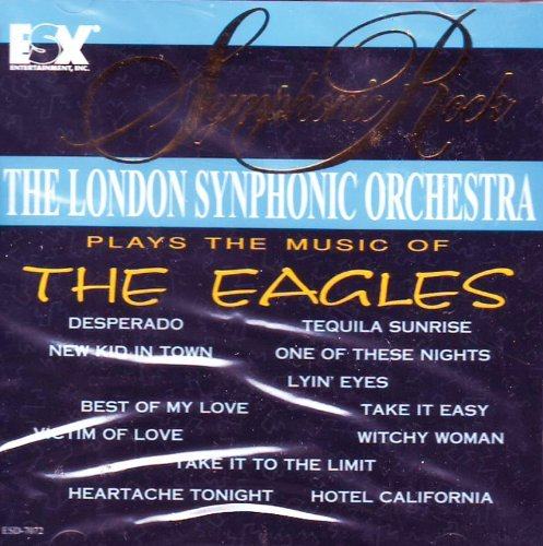London Symphonic Orchestra Music Of Eagles