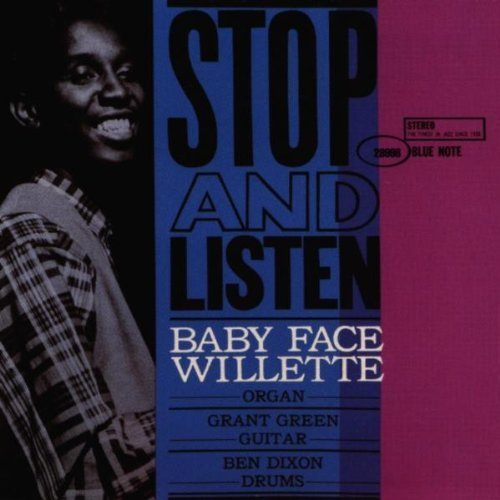 'baby Face' Willette Stop & Listen