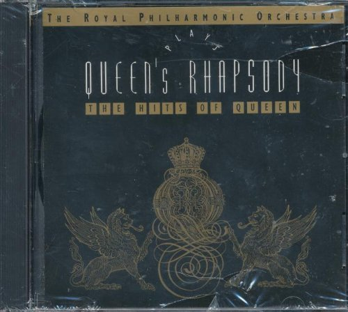 Royal Philharmonic Orchestra Queens Rhapsody Hits Of Queen