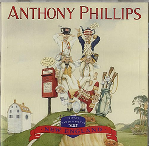 Anthony Phillips Vol. 8 Private Parts & Pieces