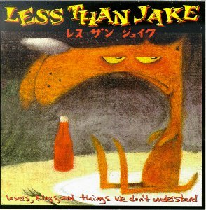 Less Than Jake Losers Kings & Things That We Lmtd Ed. Purple Vinyl