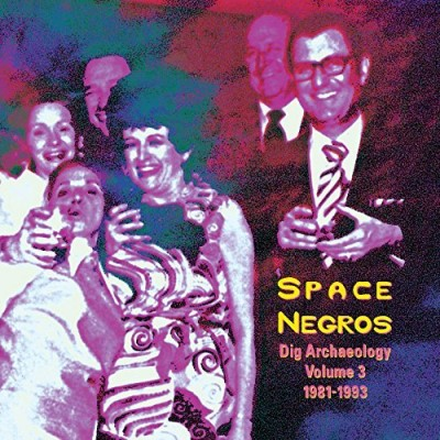 Space Negros Integrate With Cosmic Beings